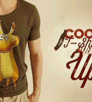 Professional eye catching t shirt design