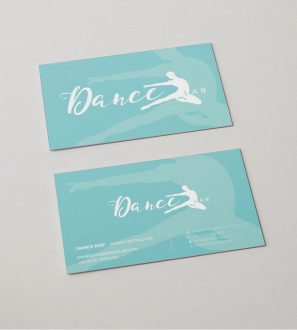 Magnificent business card design